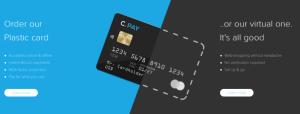 Bitcoin karty - přehled firem a poplatků