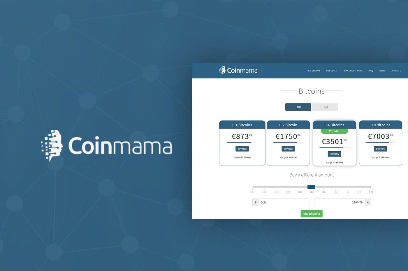 Coinmama recenze, Kde koupit kryptoměny, Kde koupit Bitcoin, Bitcoin a Ethereum, coinmama návod