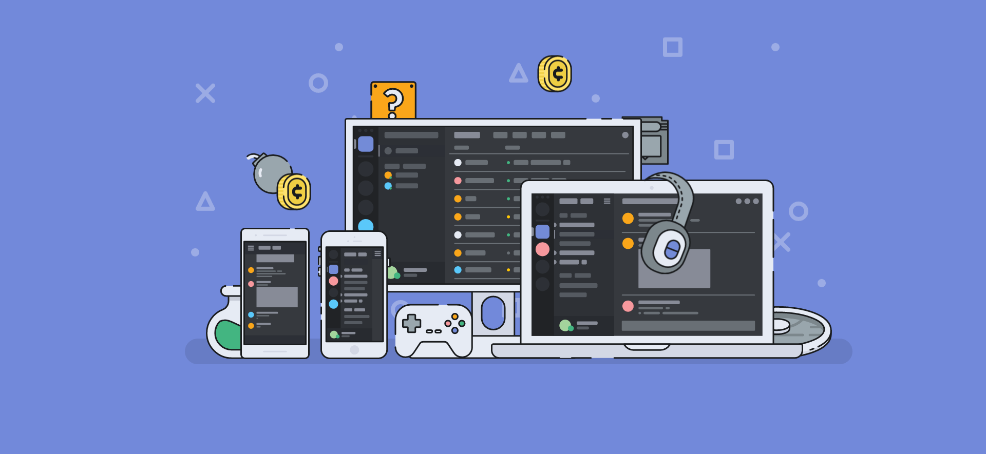 discord crypto chat