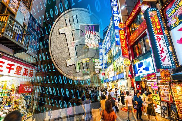 Japonsko Bitcoin kryptoměny