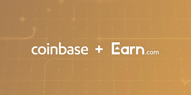 Earn.com a Coinbase