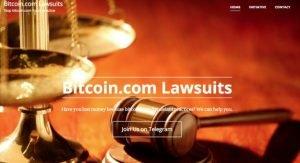Bitcoin.com a Roger Ver čelia žalobe