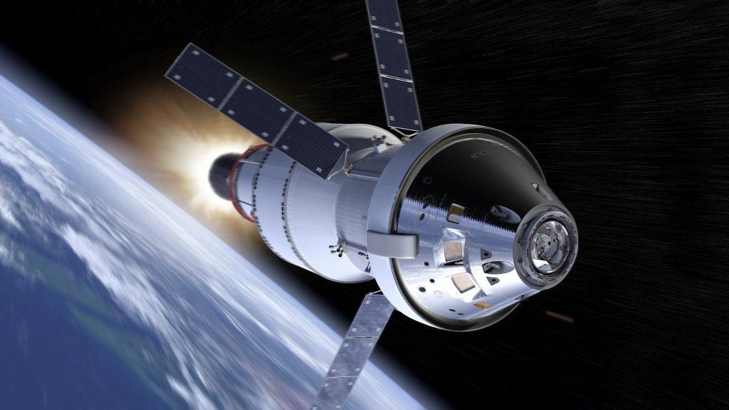 NASA Ethereum ETH