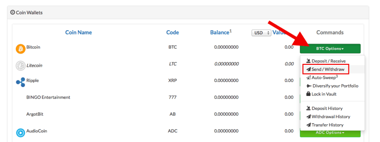 Uphold bitcoin na fiat