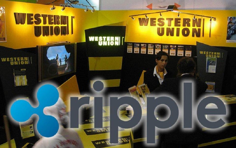 Western Union Ripple XRP kryptoměny novinky