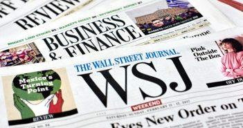 Wall Street Journal vyvolal FUD pri kryptomene Ethereum