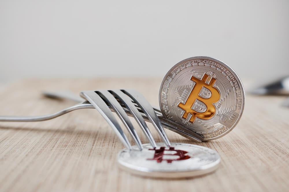 Kryptoměnový fork