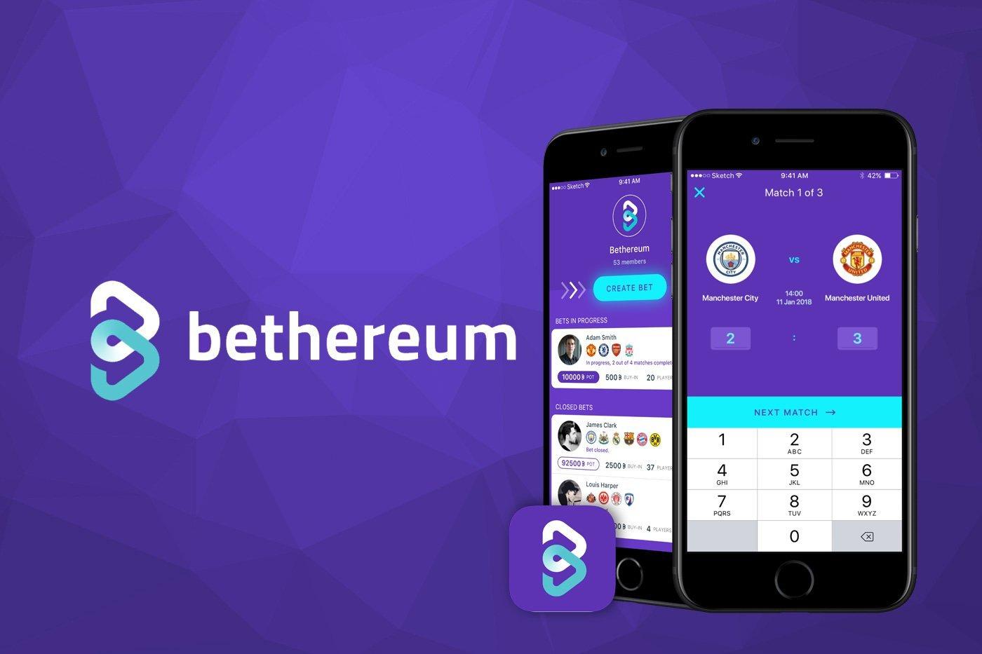 Nové ICO Bethereum