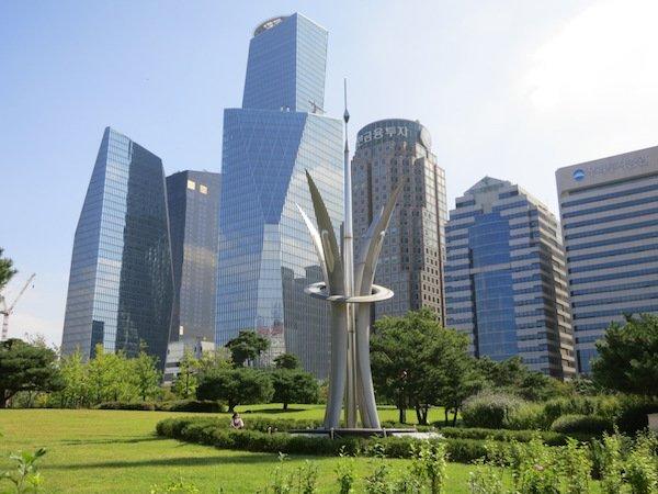 seoul financial district