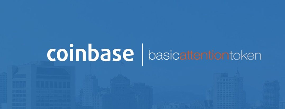 Kryptomeny: Coinbase pridala Basic Attention Token (BAT)