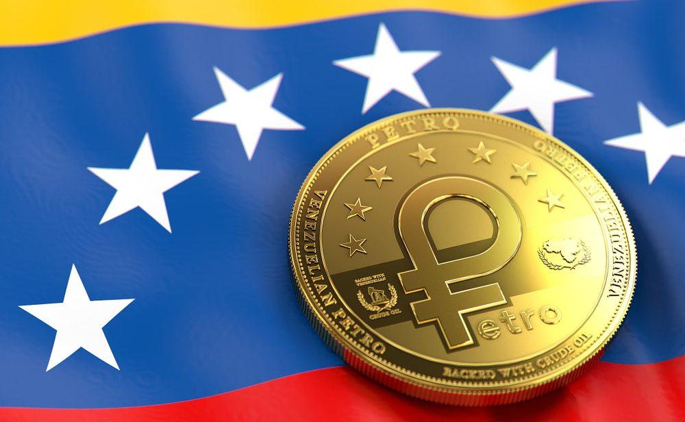 kryptoměny Petro - Nicolas Maduro - poděkování lékařům