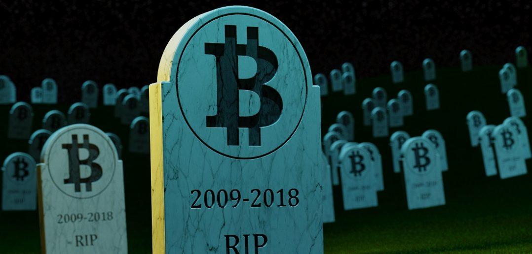 Kryptomeny: 10 známych predpovedí, že Bitcoin je mŕtvy