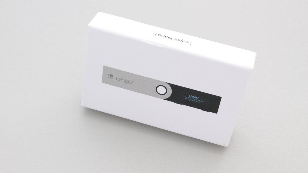 Balení Ledger Nano S, Ledger Nano S peněženka, Ledger nano s recenze