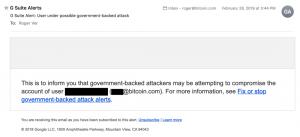 Bitcoin.com zrejme napadli vládou sponzorovaní hackeri