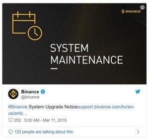 Krypto zmenáreň Binance bude dočasne zastavená