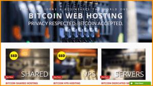WebHosting za kryptomeny: Možná platba BTC a inými kryptomenami
