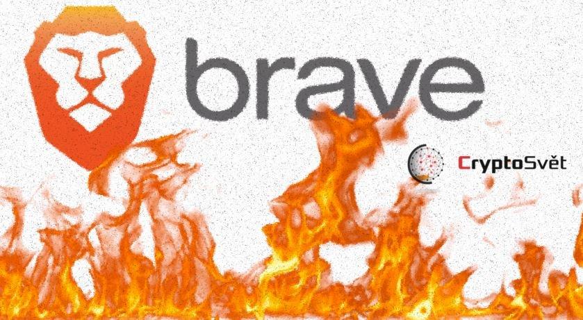 Prehliadač Gab, postavený na Brave, plánuje využívať BTC namiesto BAT
