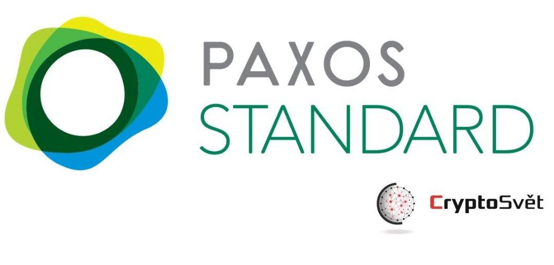 Záujem o Paxos Standard stúpa. Ten použije Ontology blockchain
