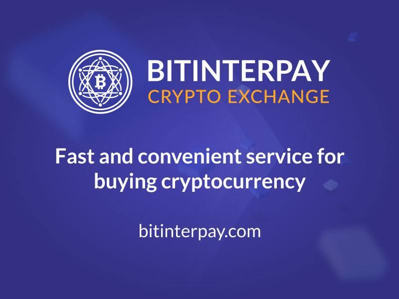 Bitinterpay.com ponúka nákup kryptomien s 0% poplatkami