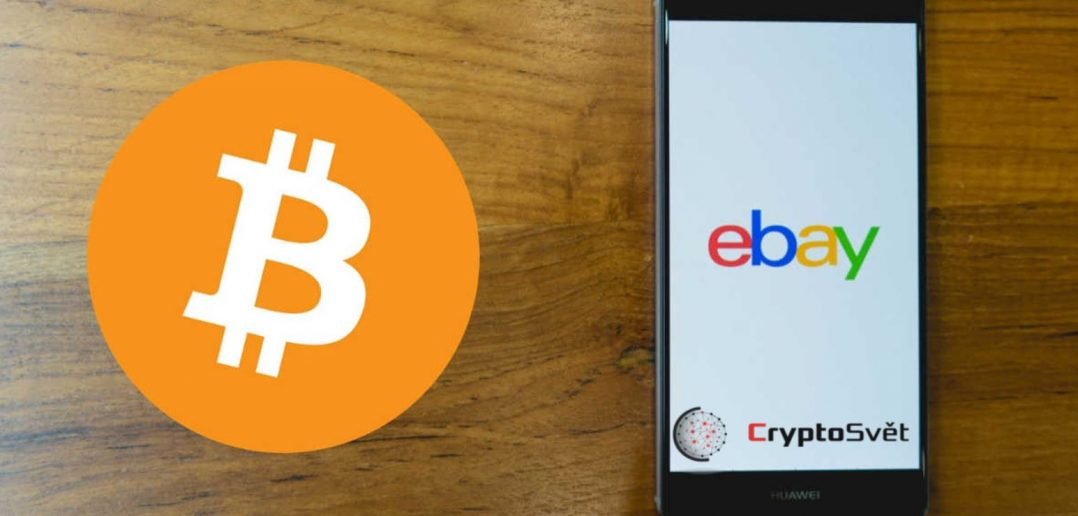 Krypto reklamy eBay: Bude eBay akceptovať Bitcoin a iné kryptomeny?