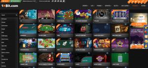1xBit - Bitcoin kasíno a online stávkovanie na jednom mieste