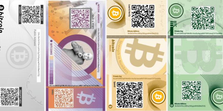 papírová peněženka
