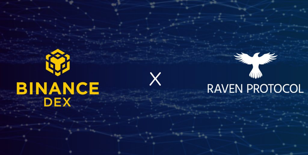 Raven Binance DEX IDO