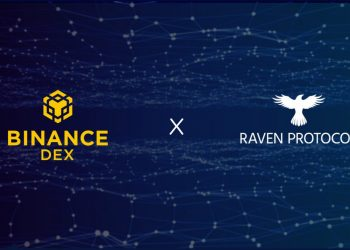 raven protocol binance dex initial offering 1024x683 1