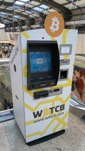 Bitcoin ATM   Brno Czech Republic
