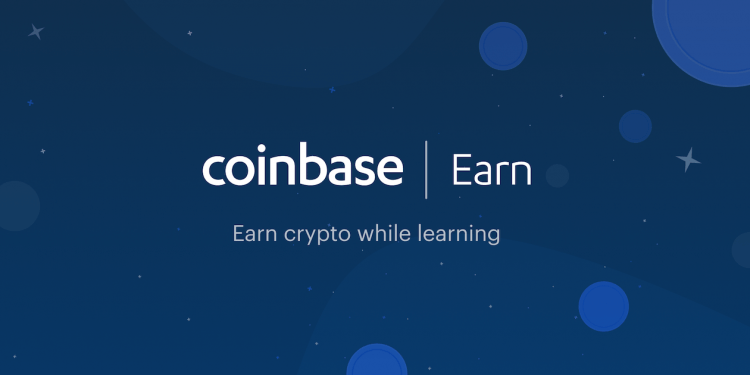coinbase earn a kryptoměny zdarma