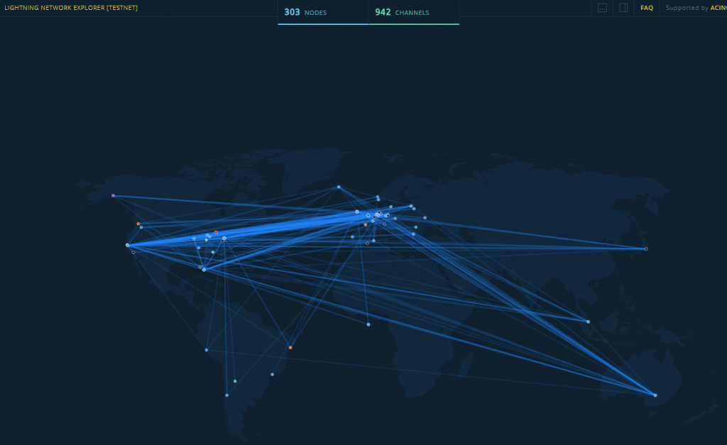 Lightning network node