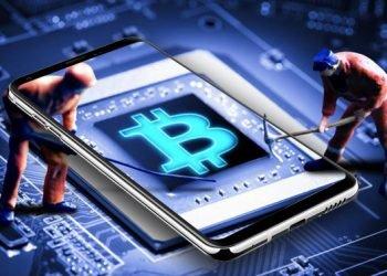 610X377Can I Mine Bitcoins Using Phone 1