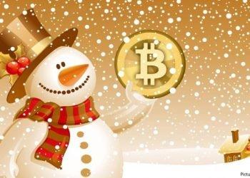 Poroste Bitcoin o 30%? Cena BTC v prosinci má tendenci stoupat. Co znamená Santa Claus rally?