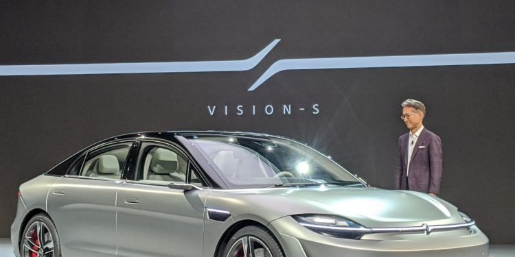 Sony Vision-S