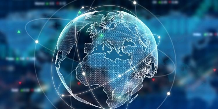globální ekonomika - bitcoin adopce - recese