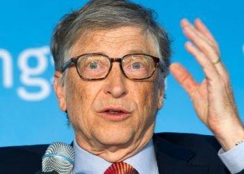 Bill Gates - USA kryptoměny - příjmové rozdíly - YouTube - kradené YouTube účty