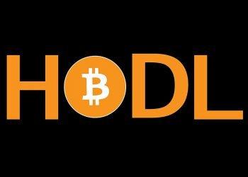 HODL - cena bitcoinu - Chris Dunn