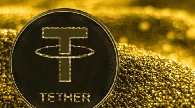 Tether Gold - stablecoin