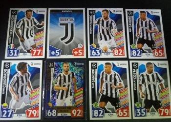 Juventus - sběratelské kartičky - Sorare