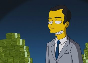 Simpsonovi kryptoměny - Simpsonovi - hudební vystoupení