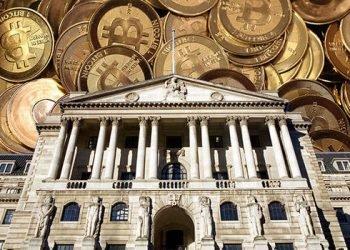 největší kryptoměnou - Banka pro mezinárodní vypořádání - Bank of England - ekonomika koronavirus - úroková míra - velké británie - Boris Johnson