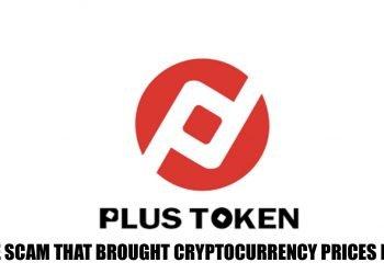PlusToken - ceny BTC - mixování kryptoměny
