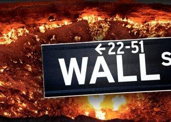 WallStreet - finanční systém - Morgan Stanley