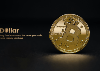 """VDollar, burza se zajímavým modulem """"Trading Mining""""z"""