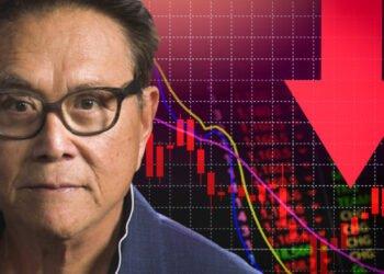 Robert Kiyosaki předpovídá v říjnu obří krach na akciovém trhu a říká, že Bitcoinu se to může stát také